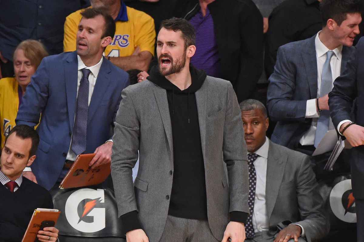 Lakers: Kevin Love explains how Kyle Kuzma can have success being third option on a LeBron team