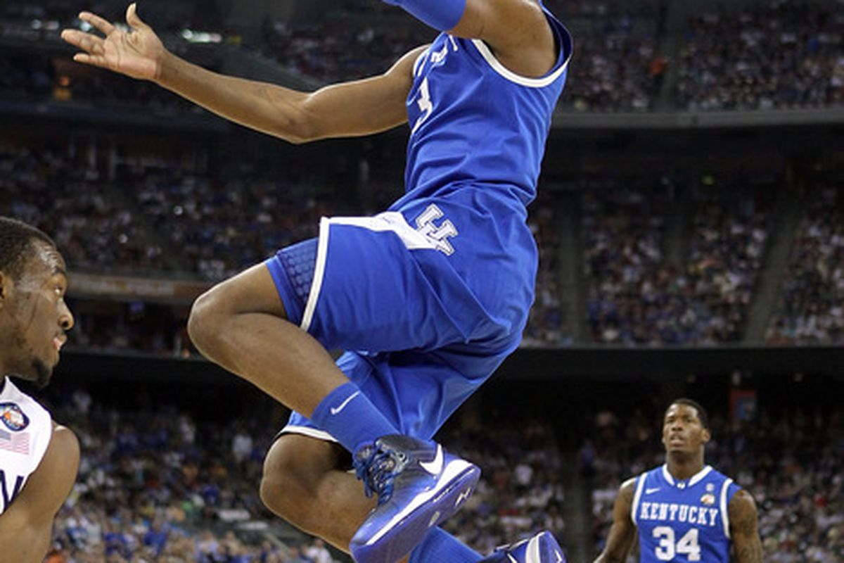 Terrence Jones and Kentucky will be the team to beat in the SEC--and maybe the nation.