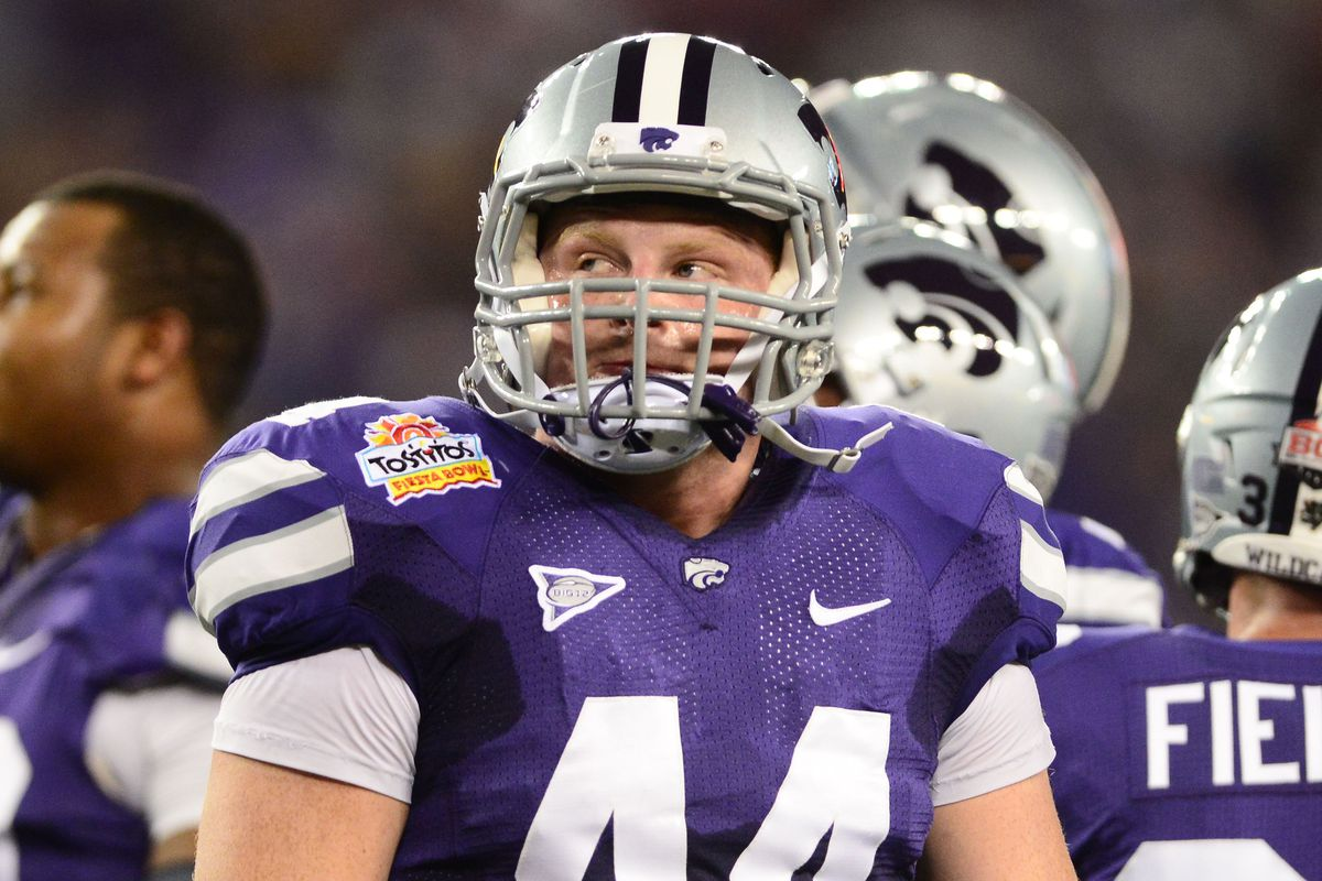 Ryan Mueller: The most experienced returning defensive lineman on K-State's 2013 roster.