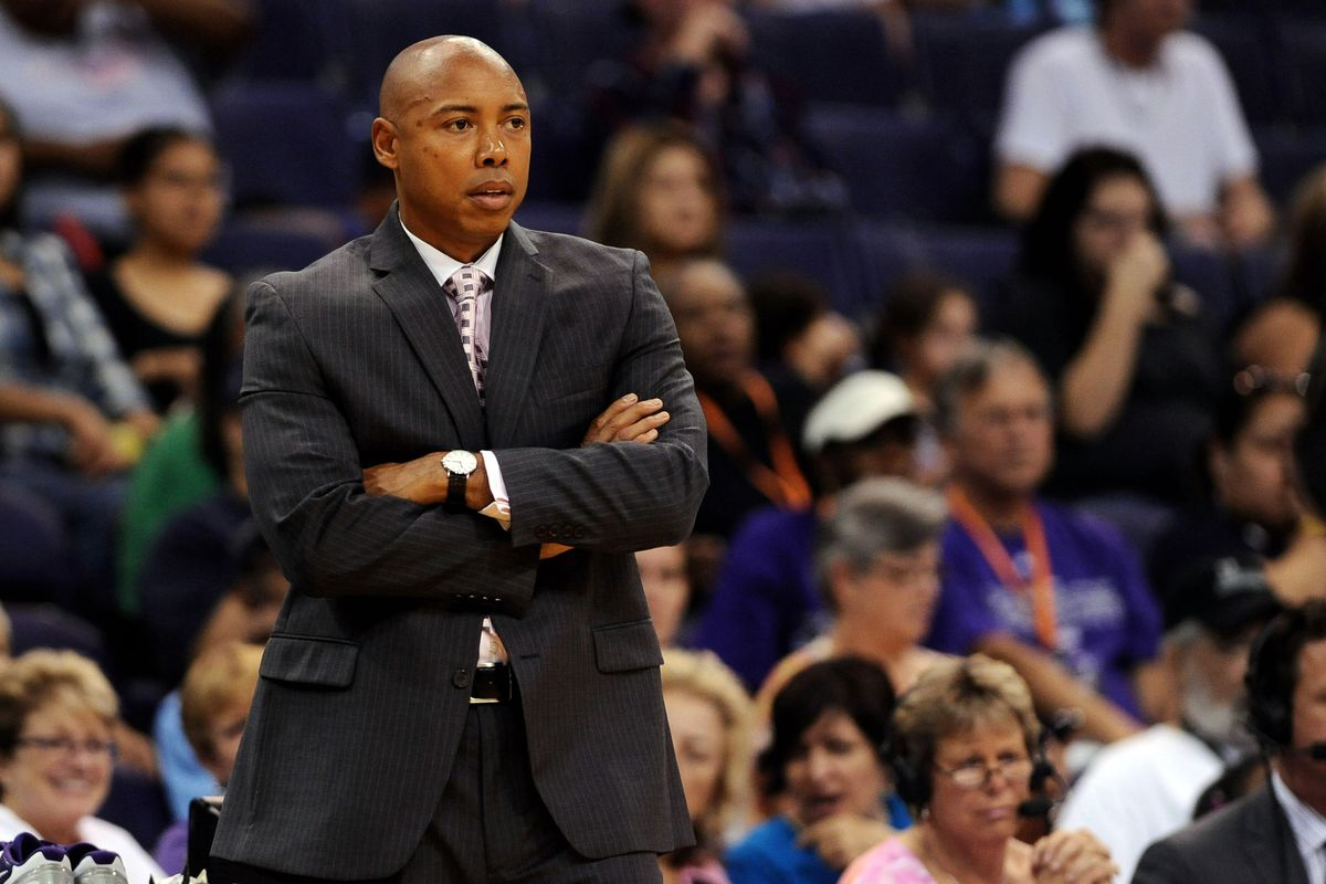 Phoenix Mercury HC/GM Corey Gaines is still going to have to work hard this offseason, even with the #1 pick for the 2013 Draft.