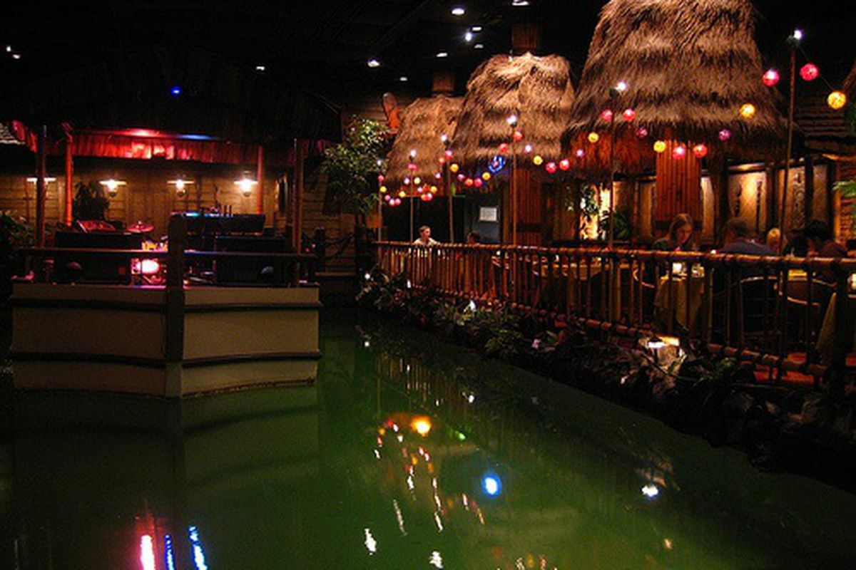 Pig Parties at Tres and Tonga Room - Eater SF