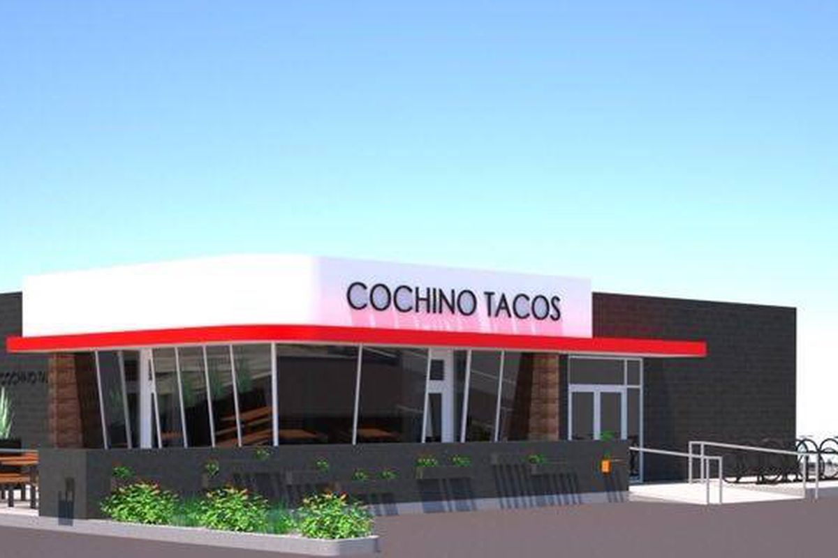 Cochino Tacos