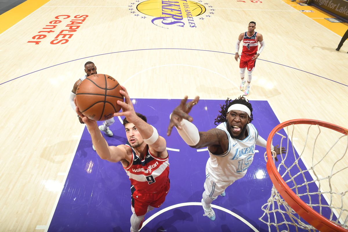 By the Numbers: Wizards winning streak hits 5 with win against the Lakers -  Bullets Forever