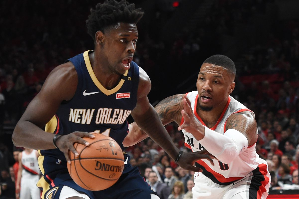 Pelicans Vs Blazers Game 3 Start Time Tv Schedule And Live Stream Blazer S Edge
