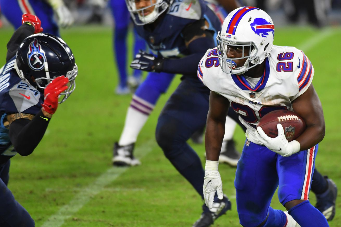 NFL: Buffalo Bills at Tennessee Titans