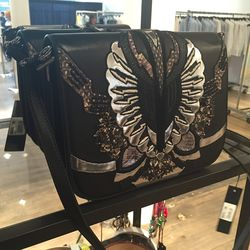 Crossbody with detail, $734