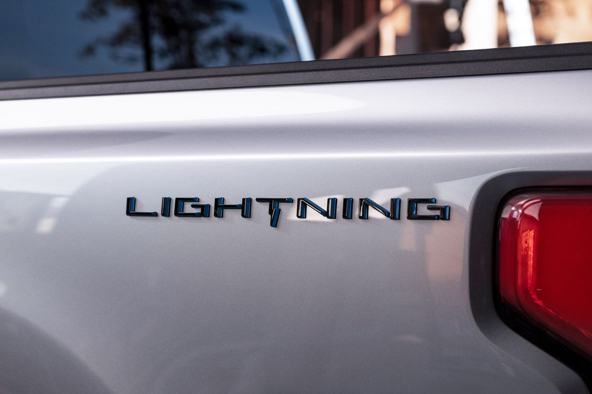 Ford's first electric pickup truck will be called the F-150 Lightning - The Verge