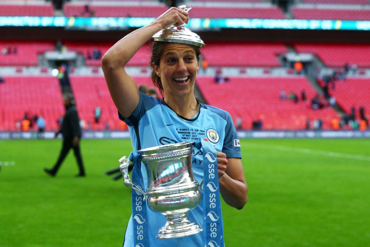 Birmingham City v Manchester City - SSE FA Women's Cup-Final