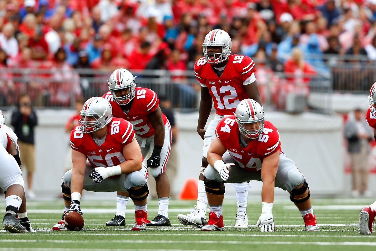 Cardale Jones had an issue with underthrowing the football against Western Michigan