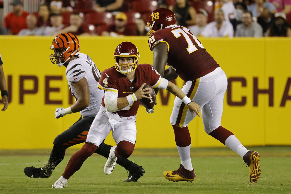Things we learned from Friday night's Bengals game   Hogs Haven