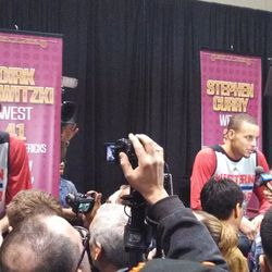 Dirk and Steph, ASW 2.15.14