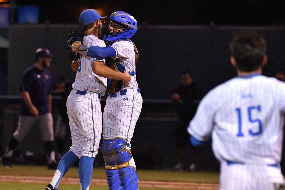 UCLA vs LMU Baseball