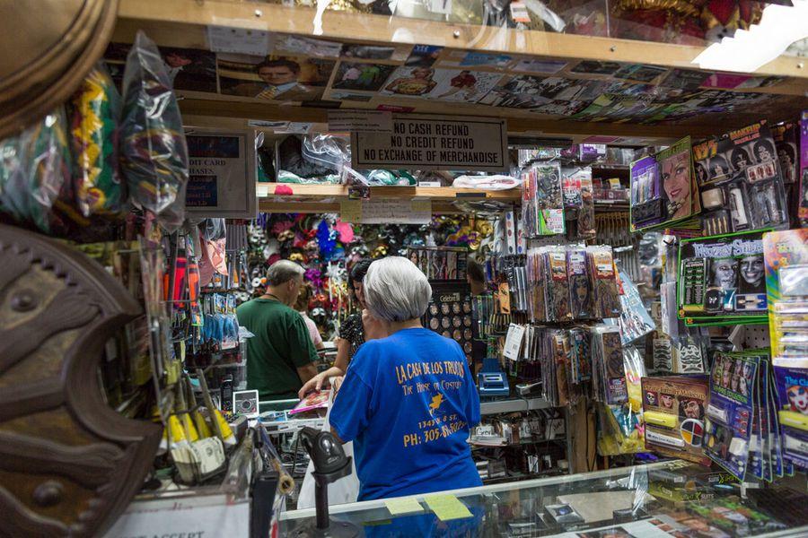 Inside la casa de los trucos miami 39 s oldest costume store racked miami - Trucos de casa ...