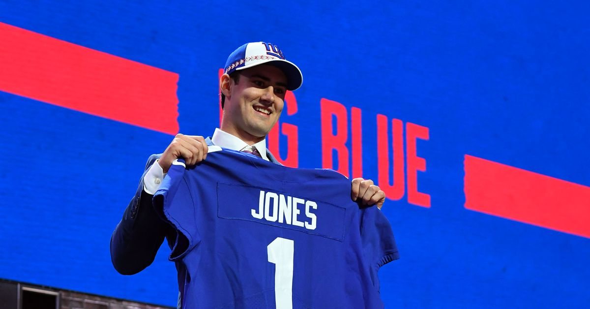 Redrafting the 2019 NFL Draft: Who did ESPN give the Giants in Rounds 1, 2?