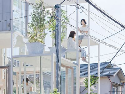 Japan's compact, eccentric homes: A cultural history