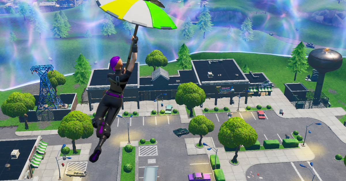 Fortnite patch 10.10 brings back Retail Row, reduces mech spawn rate
