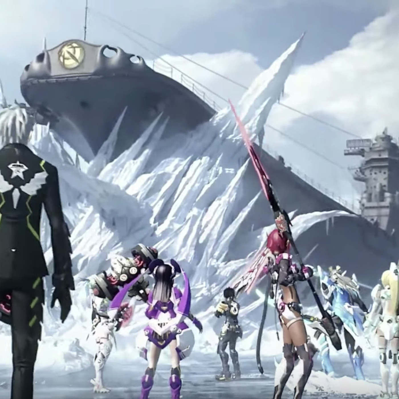 Phantasy Star Online 2 Is Coming To The Xbox One For Free Next