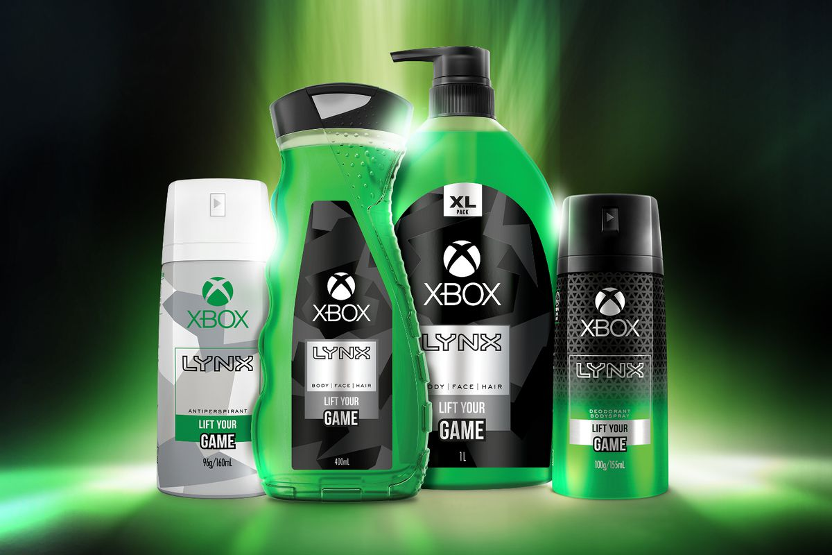 Xbox deodorant and body wash coming this summer - Polygon