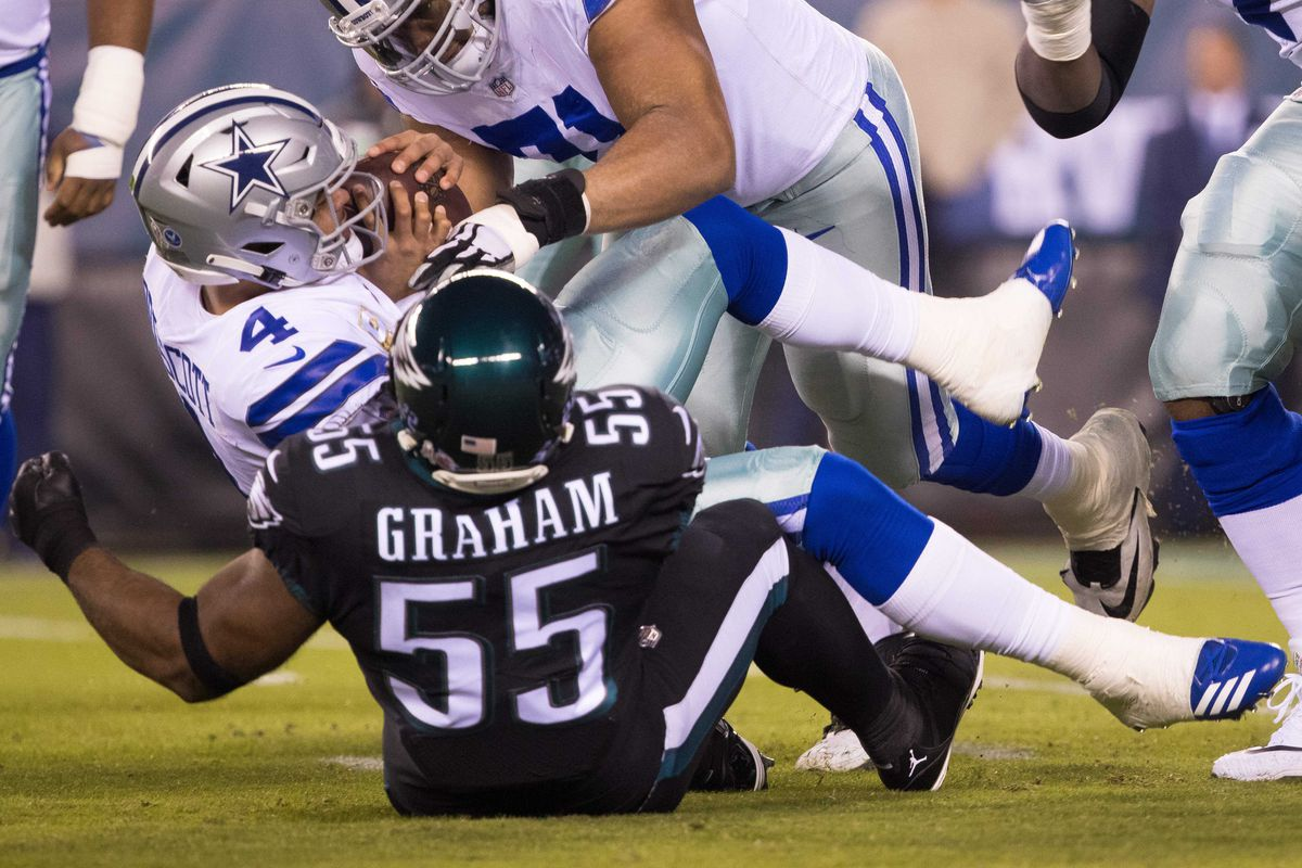 hot sales cffed e777f Eagles News: Brandon Graham poised to bounce back in 2019 ...