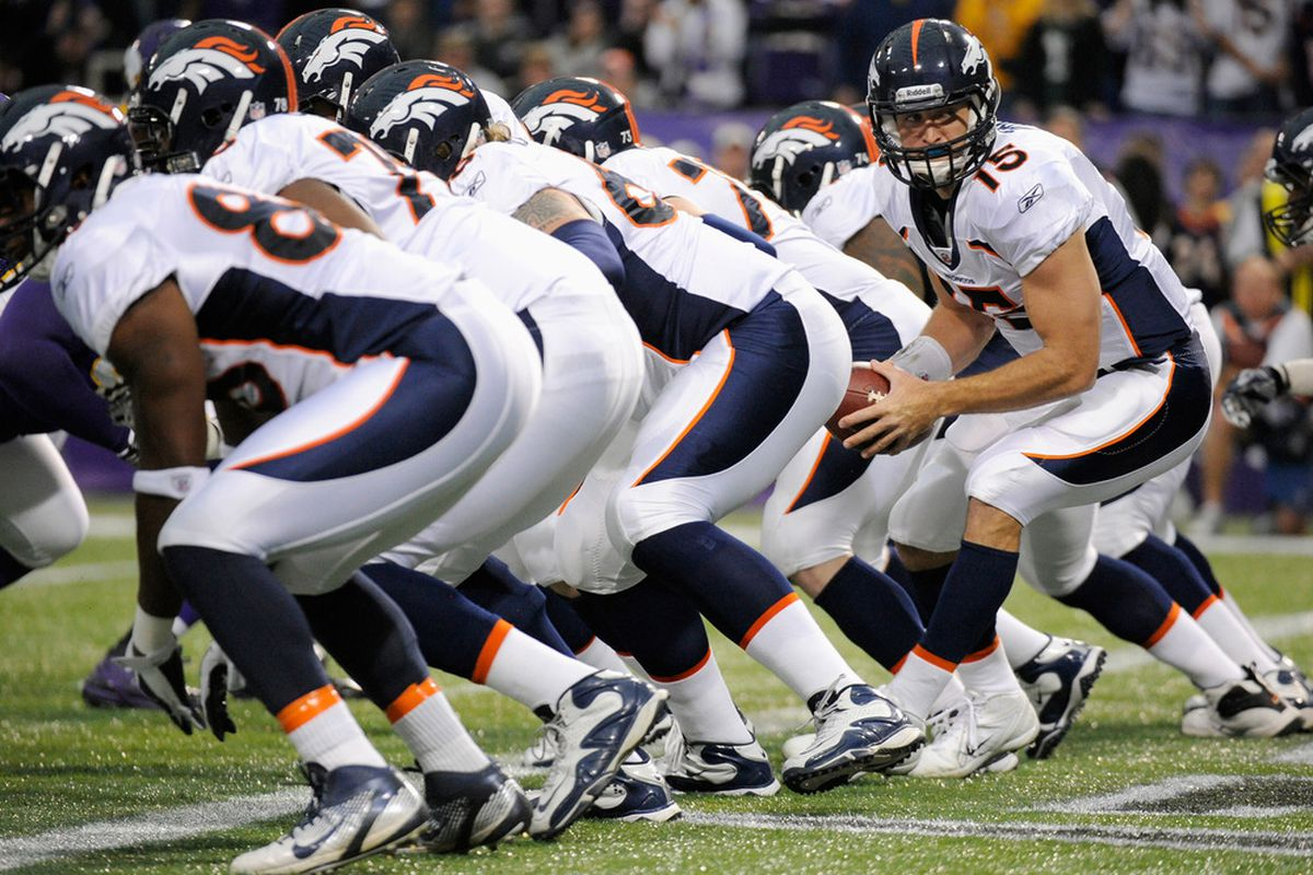 Nfl Scores Week 13 Broncos Vs Vikings Tim Tebow Does It Again Sbnation Com
