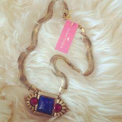 Madeline Necklace, $112