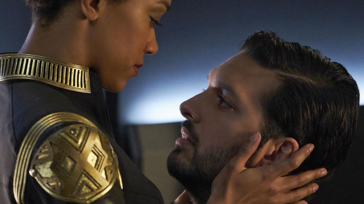 Star Trek: Discovery's Shazad Latif explains why Ash Tyler is more