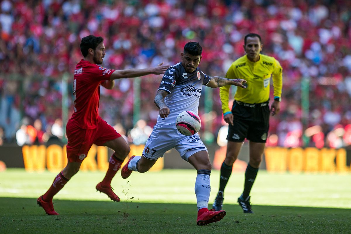 """Gustavo """"Pantera"""" Bou was one of the bright spots for Xolos during the Apertura."""