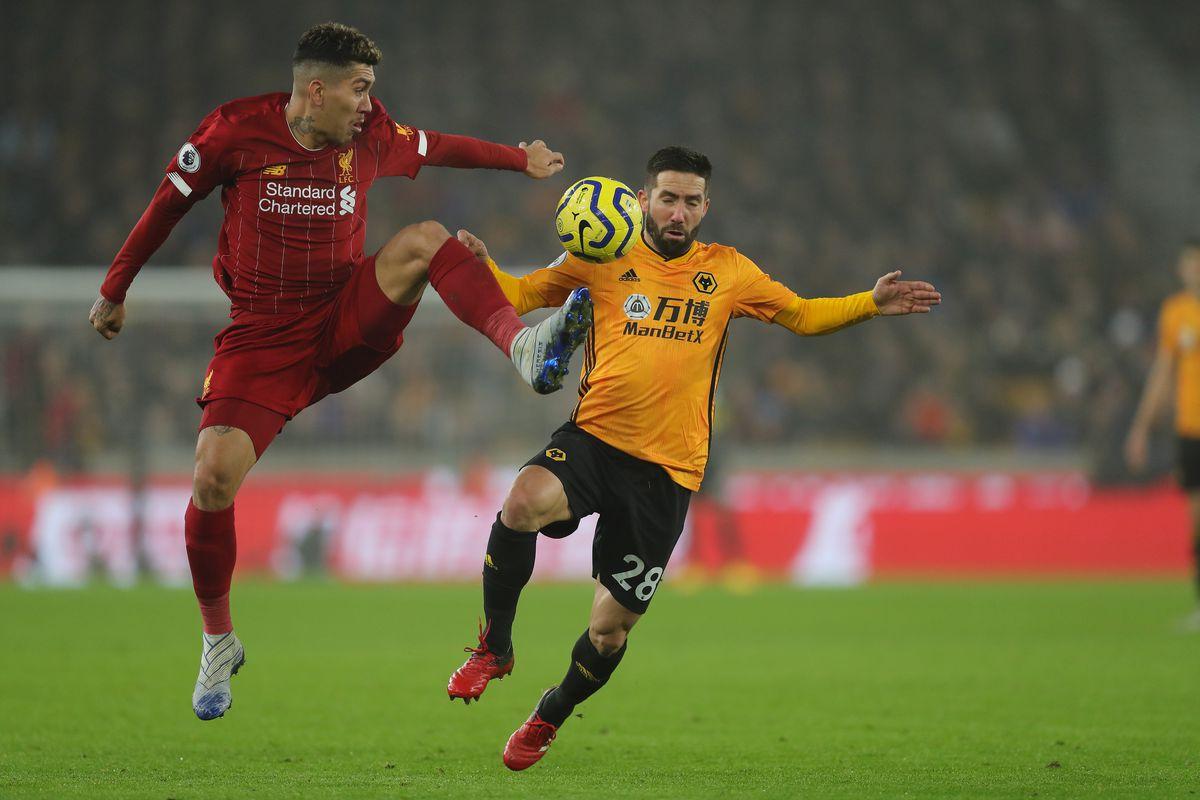 Liverpool Wolverhampton
