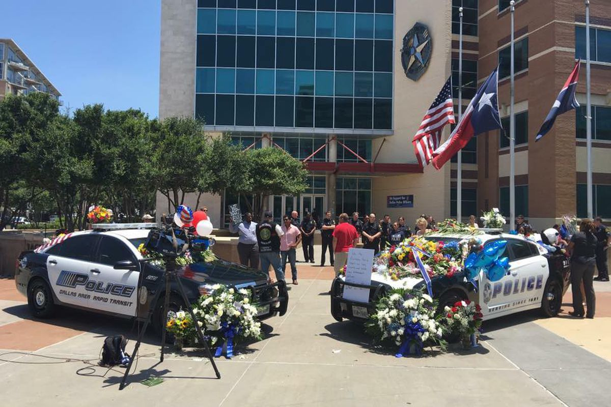 The Cedars Social steps up for Dallas Police this week.