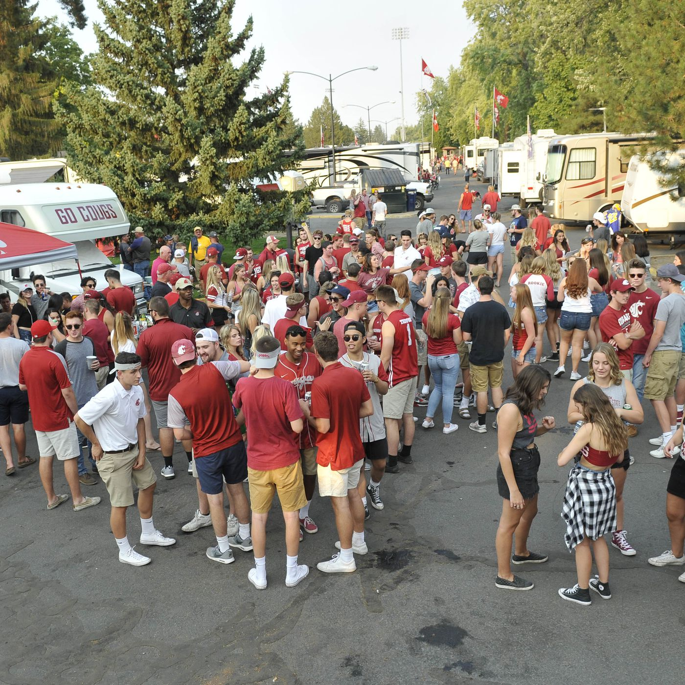 Wsu S 2019 Football Schedule Features A Rare Start Time Cougcenter