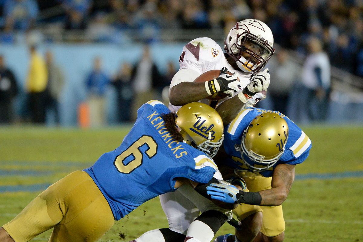 Pac-12 Defensive POTW Erik Kendricks and the Bruins return home to face the Memphis Tigers