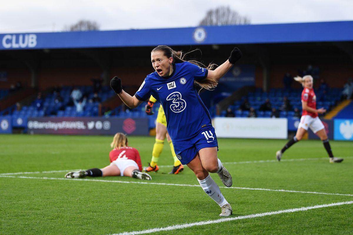 Chelsea Women v Manchester United Women - Barclays FA Women's Super League