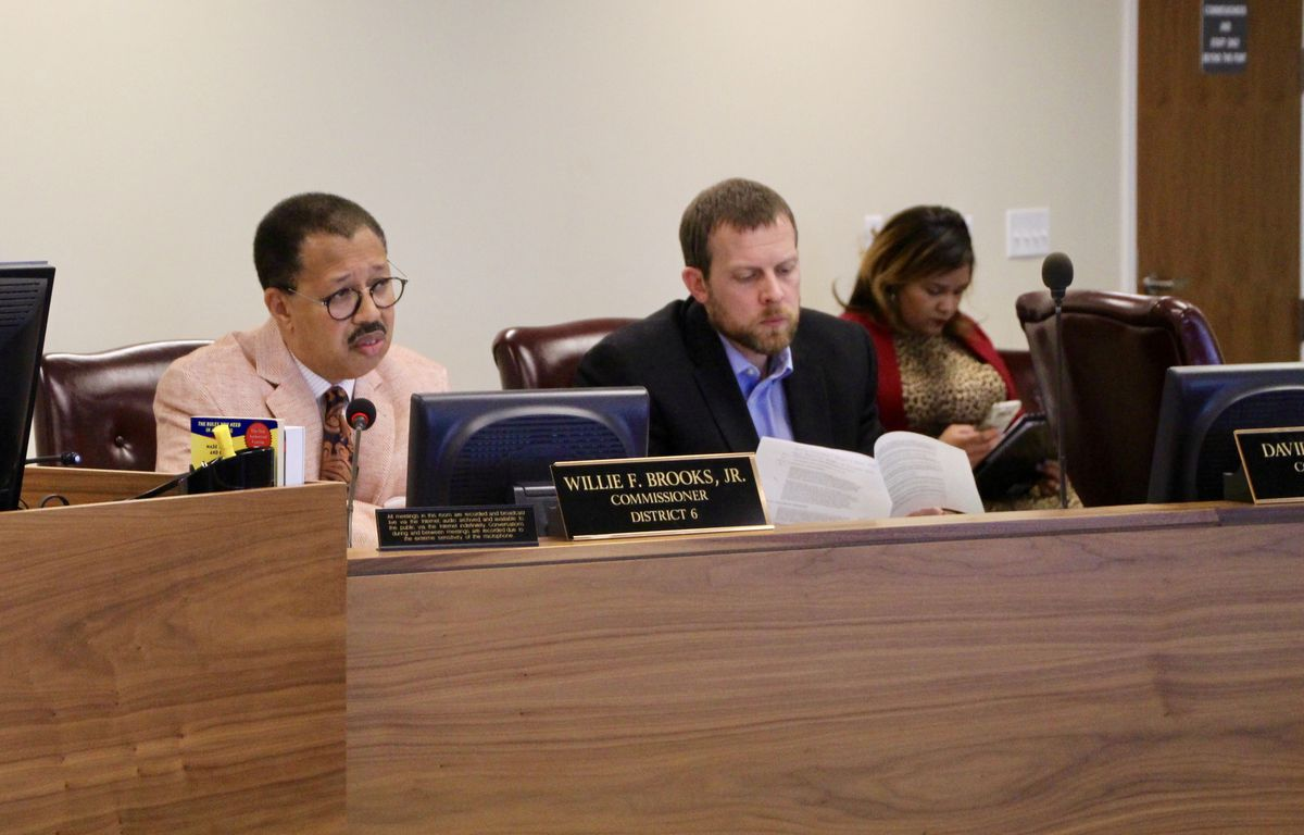 Shelby County Commission