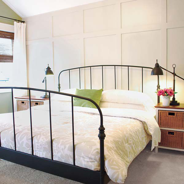 27 Ways To Build Your Own Bedroom Furniture This Old House,Navy Blue Feature Wall Living Room