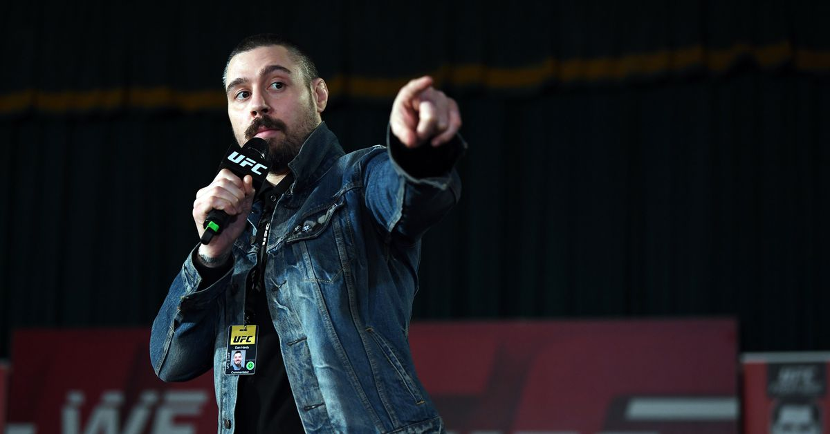 After 'weird' UFC exit, Dan Hardy details his 'nail in the coffin' with the promotion