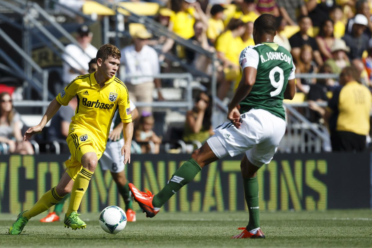Wil Trapp, being composed
