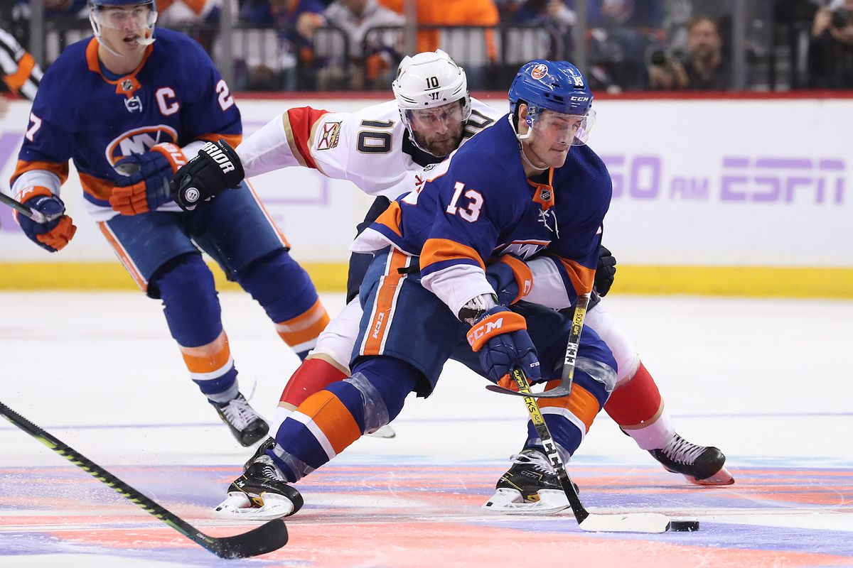 Islanders News Stop Bubble Time Top Line Strength Final Roster Lighthouse Hockey