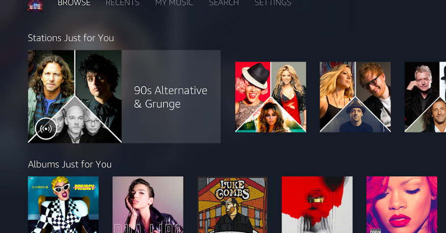 Amazon Music will Soon Be Available for Android TV