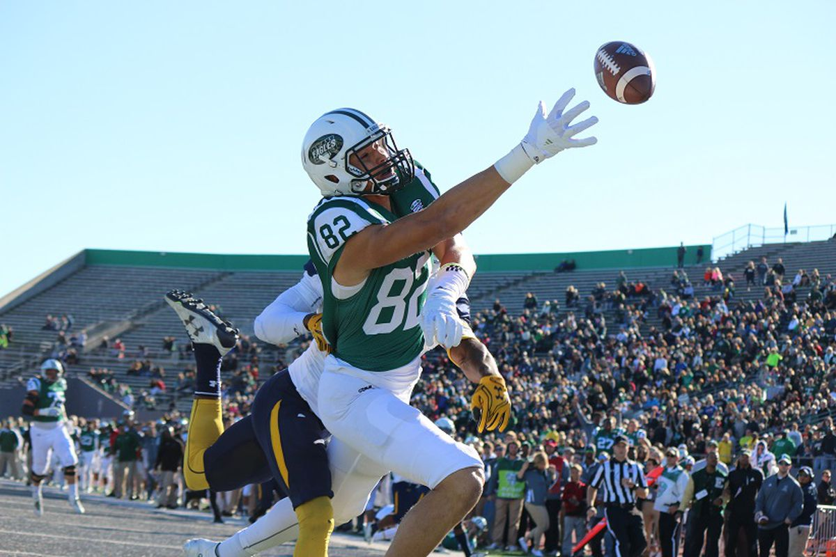 Toledo at Eastern Michigan in Pictures
