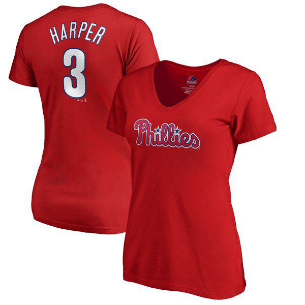 new arrival f5dcb 6e1f2 The Bryce Harper Phillies jerseys and T-shirts have dropped ...
