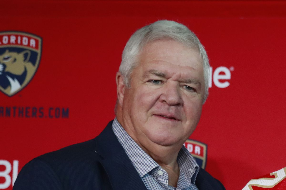 Panthers general manager Dale Tallon is leaving the franchise after 10 years.