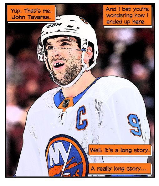 The John Tavares Contract Encyclopedia Volume 3 (2018) [Updated: 7/1