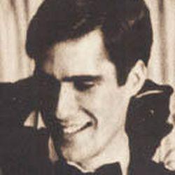 Mitt Romney, March 21, 1969.