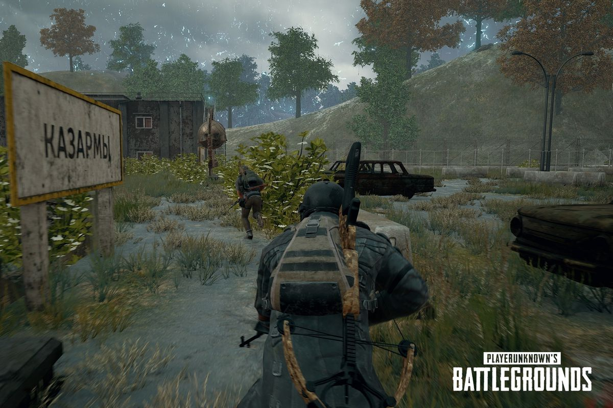 PUBG mobile is going to be destroyed by the mouse and keyboard - Polygon