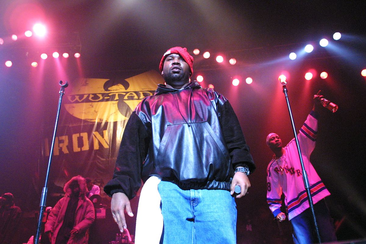 Wu-Tang Clan Album Release Party