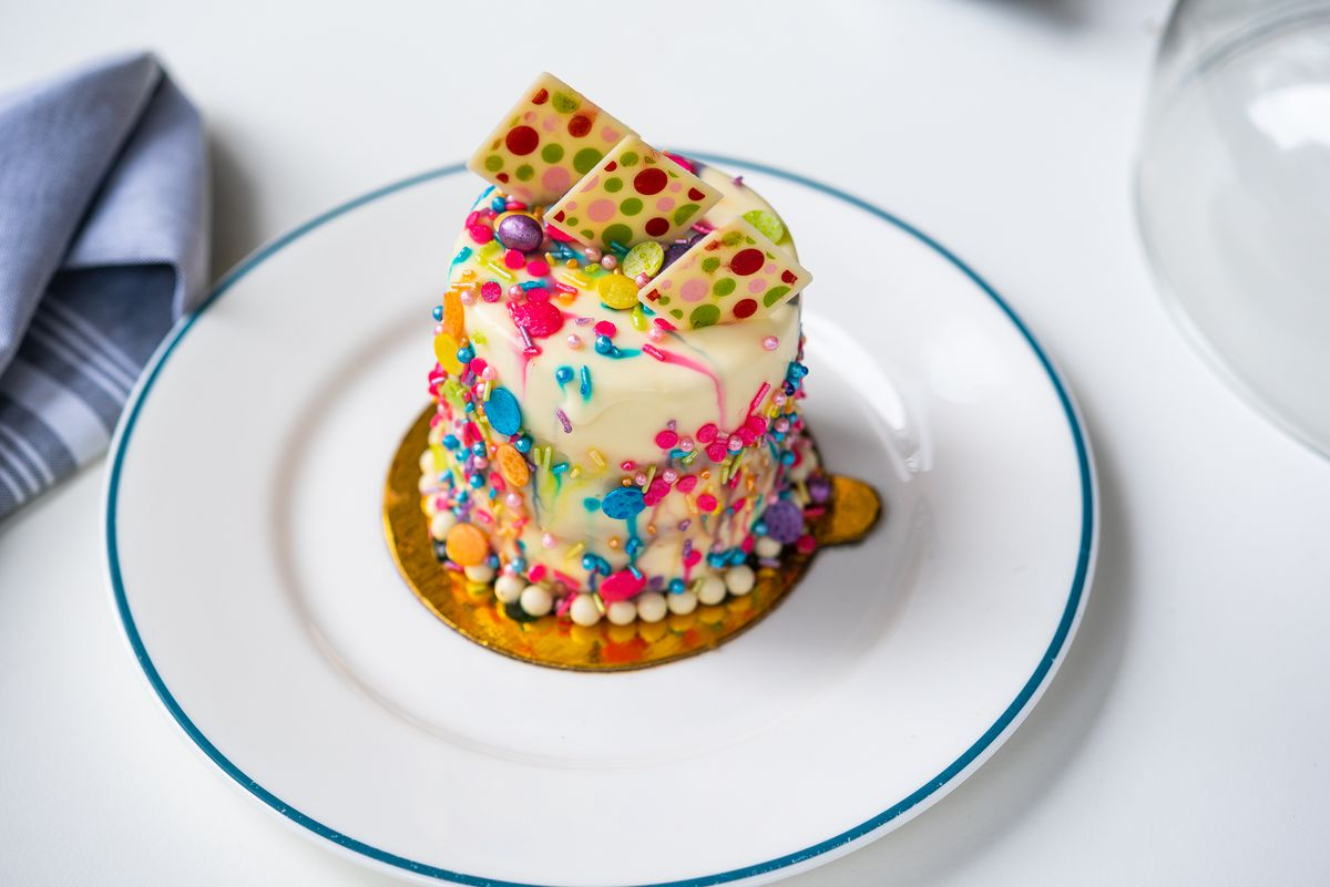 Sidekick Celebration Cake