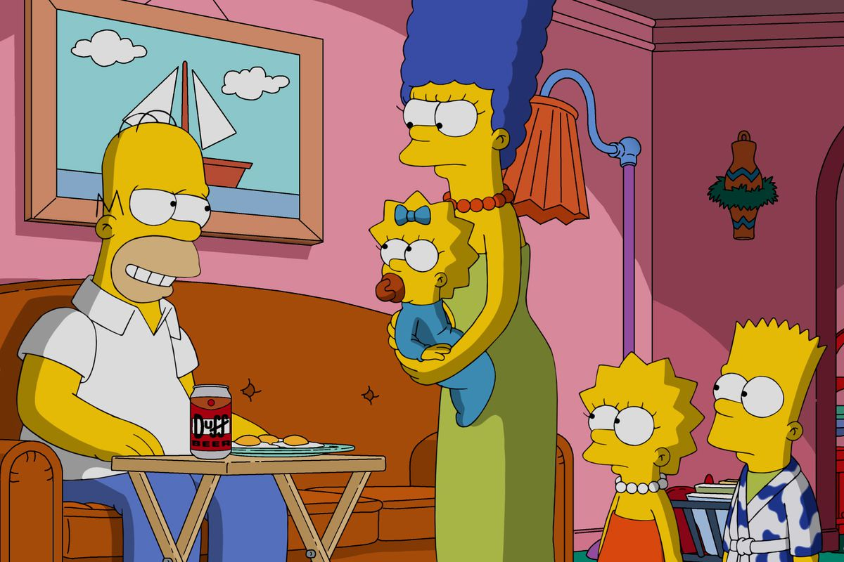 The Simpsons are a beloved TV family of yellow-skinned miscreants.