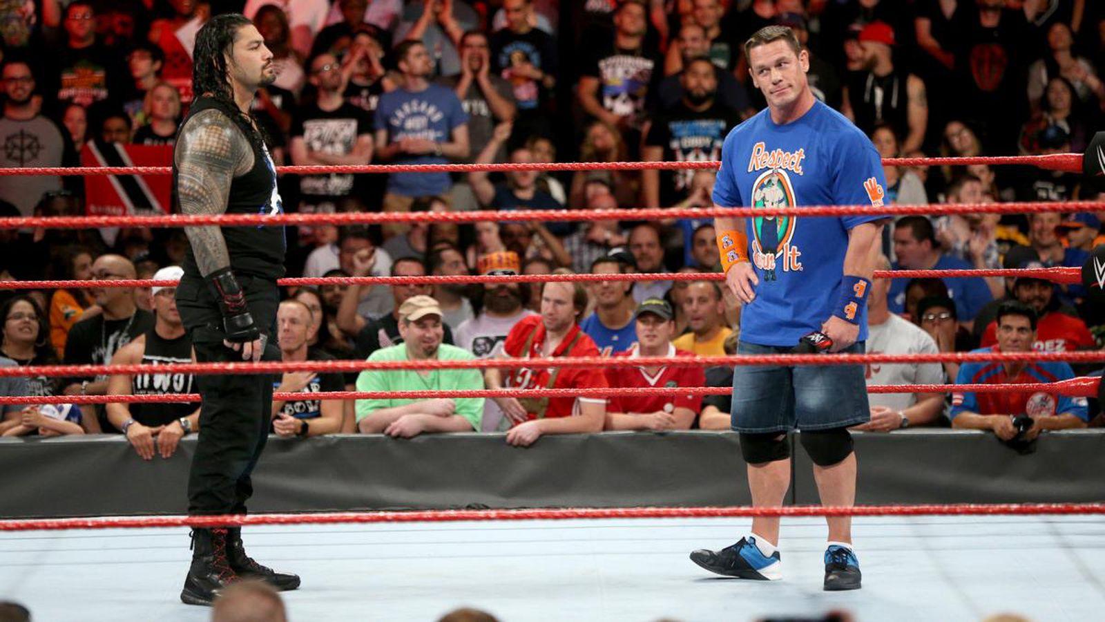 Kenzo Suzuki Vs John Cena