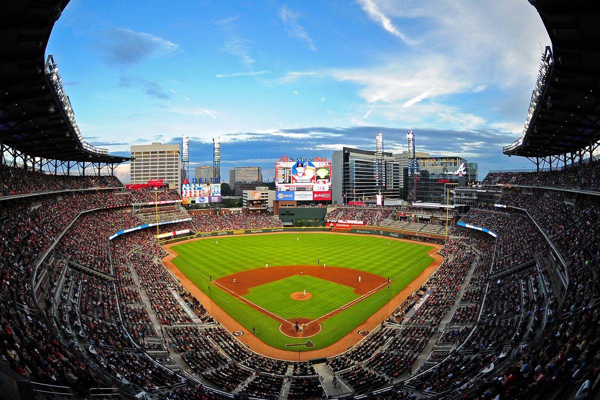 Arizona Diamondbacks v Atlanta Braves