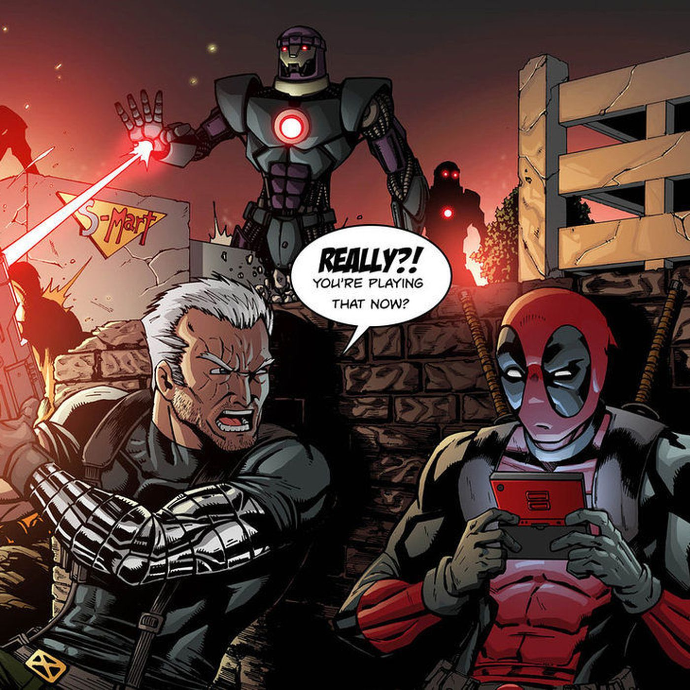 The creator of Netflix's Daredevil will write and direct Deadpool spinoff X- Force - The Verge